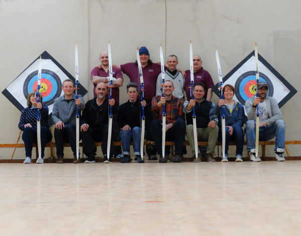 Archery Beginners February 2017