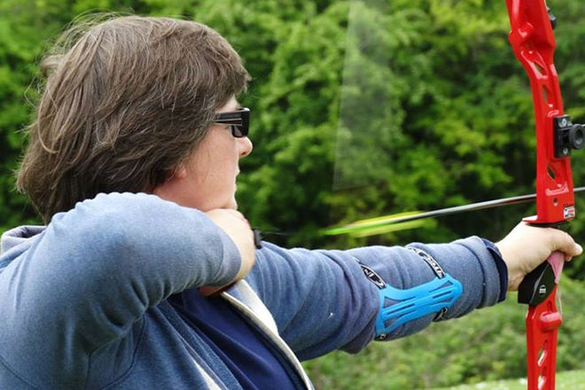 Archery Beginner's Courses with Brighton Bowmen during June 2015