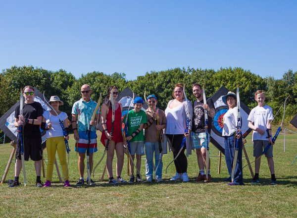 Brighton-Archery-August-2018-Group
